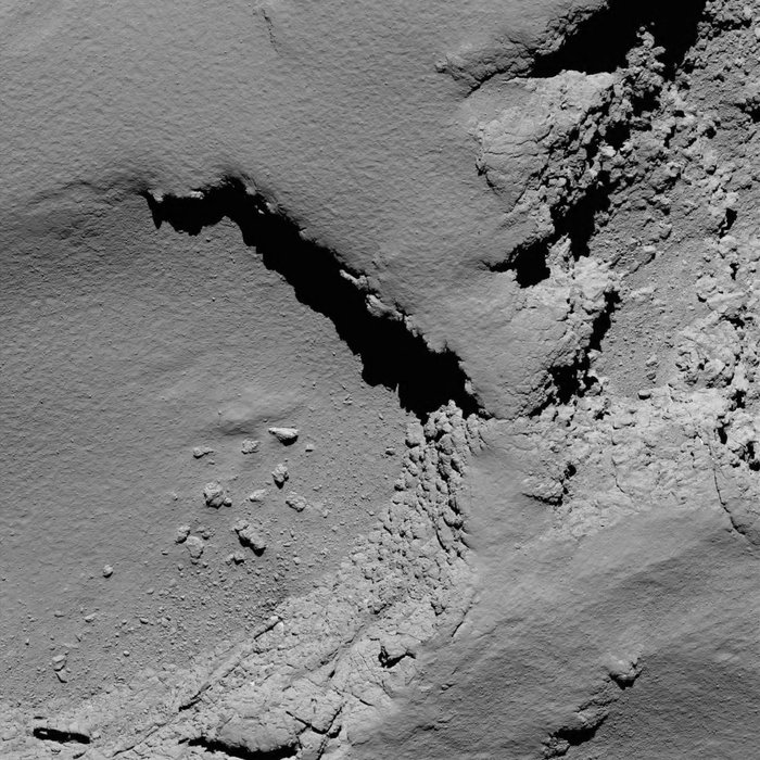 ESA/Rosetta/MPS for OSIRIS